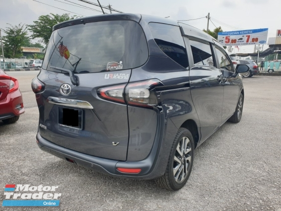2016 TOYOTA SIENTA 1.5V ACTUAL MILEAGE ACCIDENT FREE NEW ARRIVAL BIG CRAZY SALES HERE