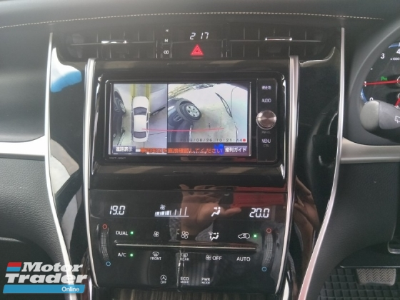 2017 TOYOTA HARRIER 2.0 PRE CRASH STOP SYSTEM AUTO CRUISE CONTROL POWER BOOT 360 SURROUND CAMERA FREE WARRANTY