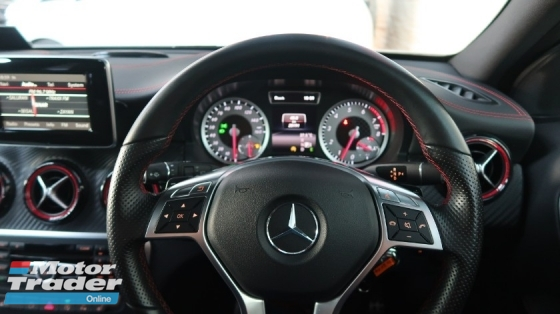 2014 MERCEDES-BENZ A250 2.0 AMG PANORAMIC ROOF AMG INTERIOR MERDEKA PROMO MAX LOAN FAST LOAN APPROVAL