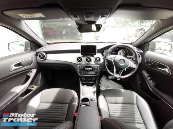 2015 MERCEDES-BENZ GLA GLA180 AMG - JAPAN SPEC - UNREGISTERED