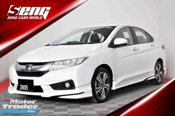 2016 HONDA CITY 1.5 V (A) TOUCH SCREEN