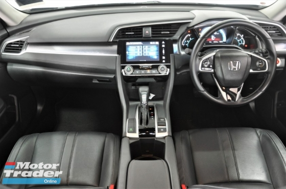 2018 HONDA CIVIC 1.5 TCP TC-P Under WARRANTY