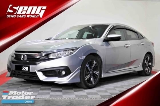 2017 HONDA CIVIC 1.5 tcp