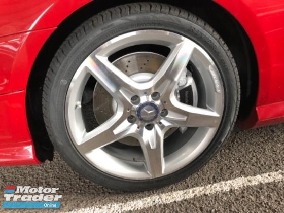 2016 MERCEDES-BENZ SLK Unreg Mercedes Benz SLK200 2.0 Turbo AMG Convetible Top Paddle Shift 7G