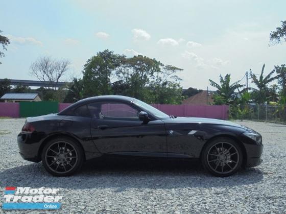 2010 BMW Z4 2.5 sDrive23i Convertible E89 M-Sport SUPERB Facelift LikeNEW Reg.2011
