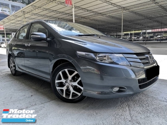 2011 HONDA CITY Honda City 1.5 AT E HIGH SPEC PADDLE SHIFT 1OWNER