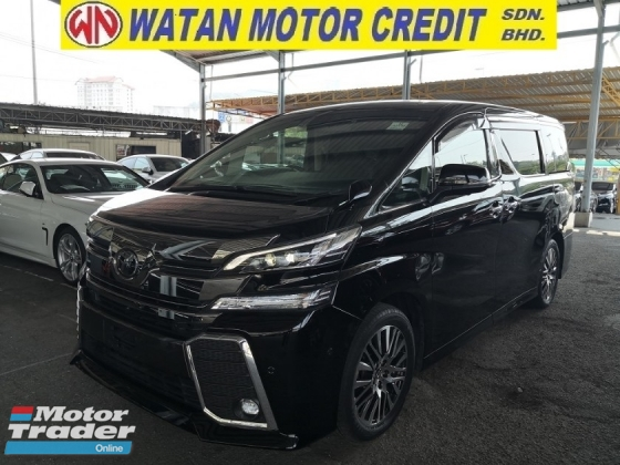 2016 TOYOTA VELLFIRE 2.5 ZG JBL THEATRE FULL LEATHER PRE CRASH 360 CAM JAPAN UNREG