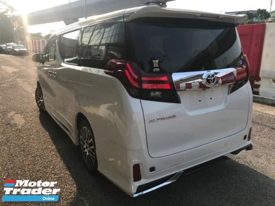 2015 TOYOTA ALPHARD 2.5 SC Edition SPEC-Modellista Bodykit , Pre-Crash [ 4 YEARS WARRANTY , NEGO UNTIL LET GO ] LOWEST PRICE IN TOWN CALL ME FOR THE BEST OFFER
