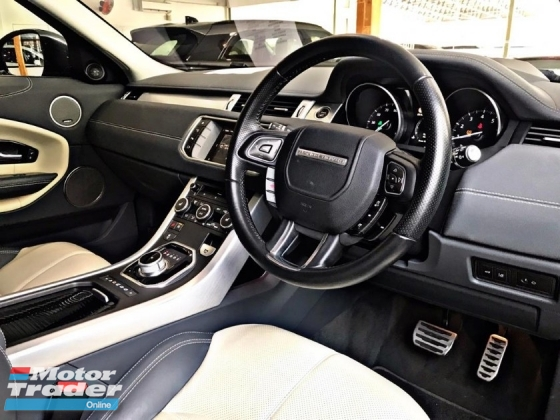 2016 LAND ROVER EVOQUE 2.0 DYNAMIC LUXURY SPEC SPECIAL MERDEKA 62 PROMOTION