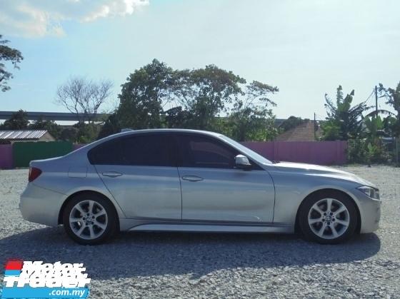 2012 BMW 3 SERIES 320d 2.0 M Sport Line F30 Diesel TwinPower Turbo SUPERB LikeNEW