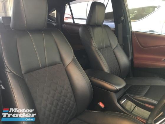 2017 TOYOTA HARRIER HARRIER PREMIUM ELEGANCE SUV POWER BOAT FULL VIEW CAMERA