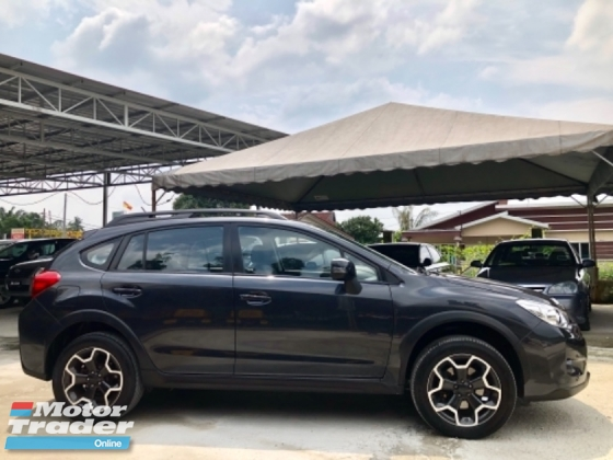 2014 SUBARU XV 2.0 AWD (A) 1 OWNER PREMIUM FULL SPEC