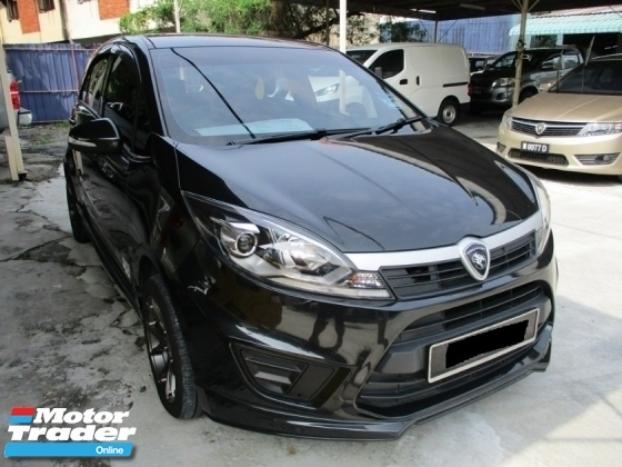 2016 PROTON IRIZ 1.3 Auto Bodykits High Loan DP1000