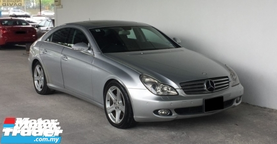 2008 MERCEDES-BENZ CLS-CLASS CLS350 3.5 (A) Facelift Sport Luxury Model
