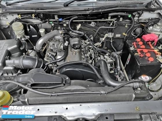2012 MITSUBISHI TRITON Mitsubishi Triton 2.5 MT TIPTOP CONDITION 1OWNER