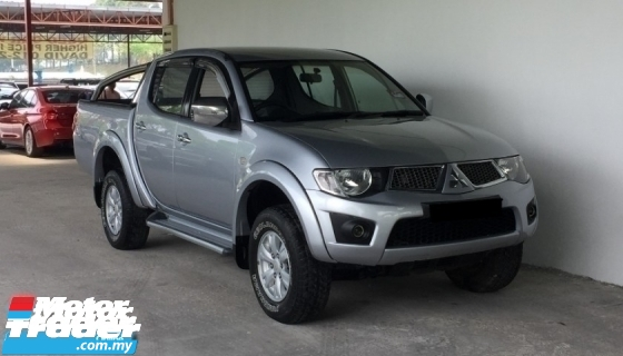 2010 MITSUBISHI TRITON 2.5 DI-D Facelift L200 4WD Pick-up King