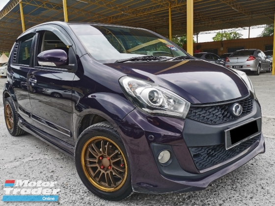 2015 PERODUA MYVI SE FACELIFT (A) ONE LADY OWNER