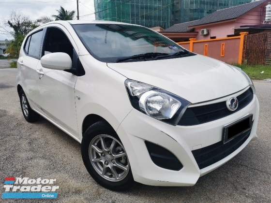 2014 PERODUA AXIA 1.0 G (A) LOW MILEAGE 20KM ONLY , FULL SERVICES RECORD