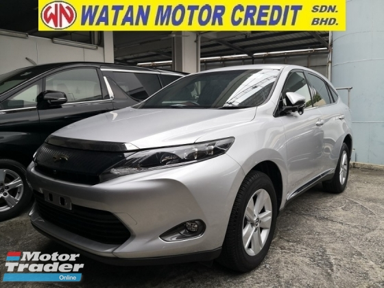 2017 TOYOTA HARRIER 2.0 ALPINE MEDIA POWER BOOT 360 CAM JAPAN UNREG