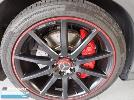 2015 MERCEDES-BENZ GLA Mercedez GLA 45 AMG 2.0 edition 1 4 matic