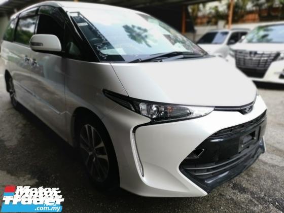 2017 TOYOTA ESTIMA Toyota Estima 2.4 Premium Edition