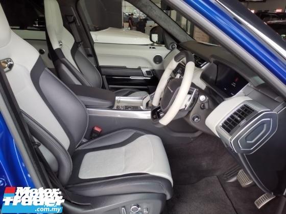 2018 LAND ROVER RANGE ROVER Range Rover Sports 5.0 SVR