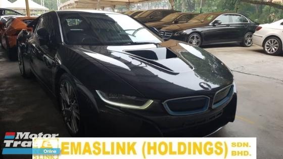 2016 BMW I8 1.5 eDrive Plug in Hybrid Unreg Local AP