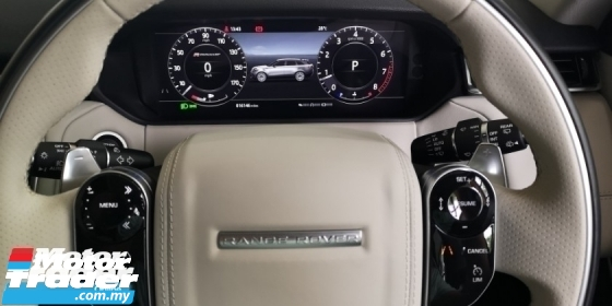 2018 LAND ROVER RANGE ROVER SPORT VELAR 3.0 HSE P380 / ORIGINAL MILEAGE NO TAPPED / READY STOCK
