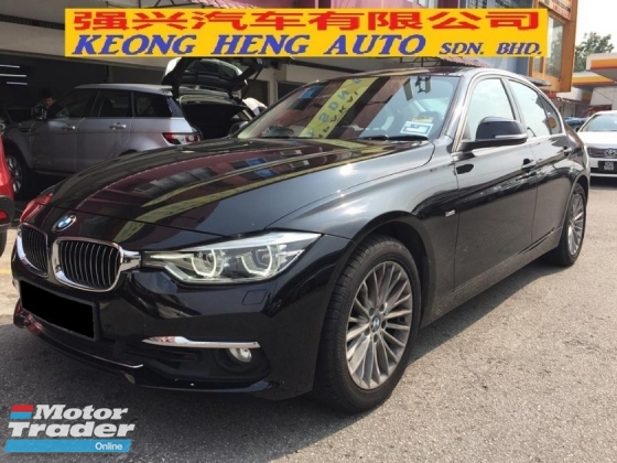 2016 BMW 3 SERIES 318I Full Serivce Under Warranty Until 2021