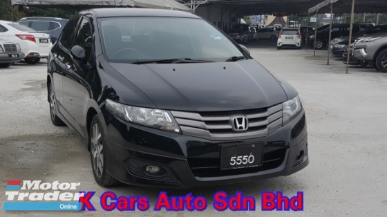 2013 HONDA CITY 1.5 E (A) Go With Nice Number 5550 Confirm Accident Free No Repair Need Worth Buy