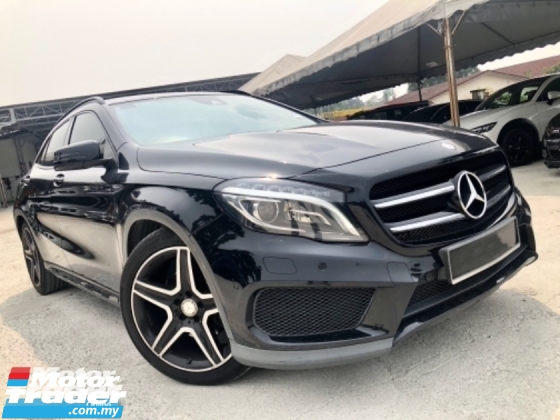 2017 MERCEDES-BENZ GLA 2.0 AMG 4MATIC (A) FULL SERVICE RECORD UNDER WARRANTY