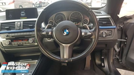2015 BMW 4 SERIES 428i M-Sport Coupe