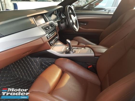 2014 BMW 5 SERIES 528 M SPORT CKD (A) BEST DEAL