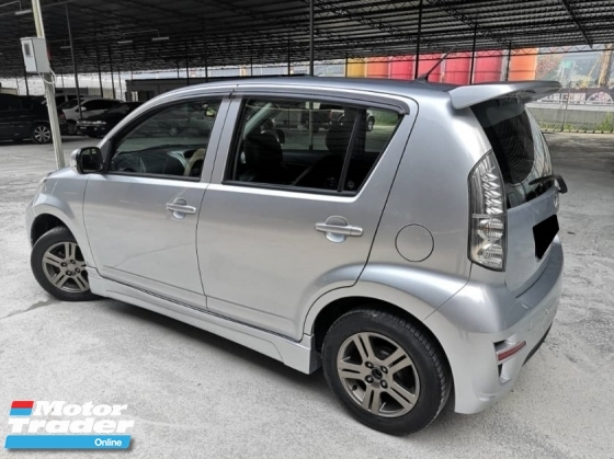 2008 PERODUA MYVI Perodua Myvi 1.3 AT SE TIP TOP CONDITION 1 OWNER