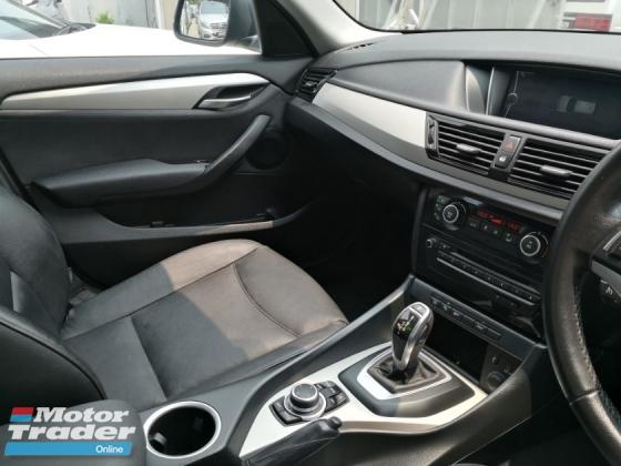 2014 BMW X1 2.0 sDRIVE20i (A) New Facelift Twin Turbo TRUE YEAR MADE 2014 Mil 58k km Full Service Auto Bavaria