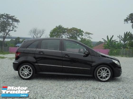 2011 MERCEDES-BENZ B-CLASS B180 1.7 Facelift W245 CBU LikeNEW