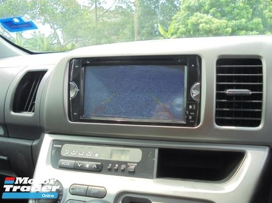 2005 TOYOTA WISH 1.8 VVT-i Sunroof ReverseCamera TipTOP Condition LikeNEW