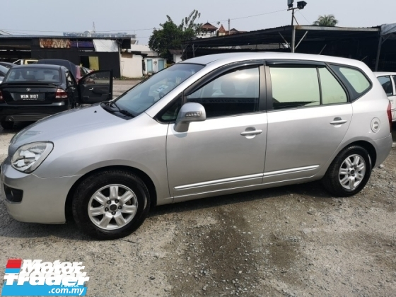 2009 NAZA CITRA II RONDO EXS  MPV  NEW MODEL ( BLK LIST CAN LOAN )