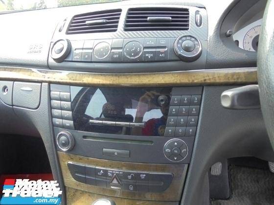 2006 MERCEDES-BENZ E-CLASS E280 3.0 V6 Avantgarde W211 TipTOP LikeNEW Reg.2012
