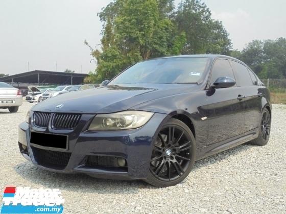 2007 BMW 3 SERIES 325i 2.5 E90 M Sport Edition PushStart TipTOP LikeNEW