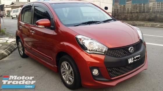 2017 PERODUA MYVI 1.5SE (A) King of King Condition