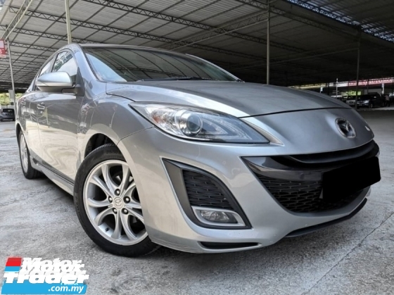 2011 MAZDA 3 Mazda 3 2.0 AT PADDLE SHIFT TIP TOP CONDITION