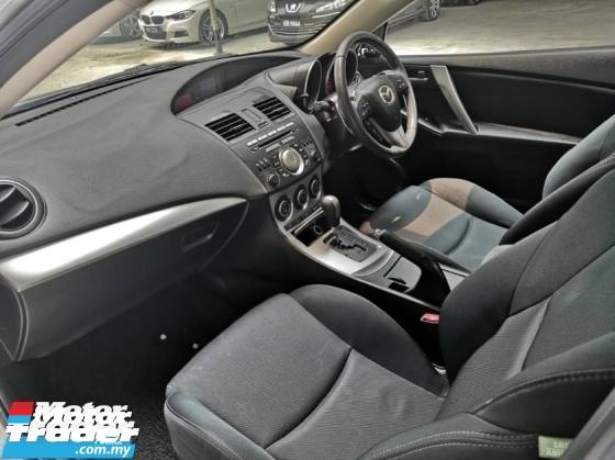 2011 MAZDA 3 Mazda 3 2.0 AT PADDLE SHIFT TIP TOP CONDITION
