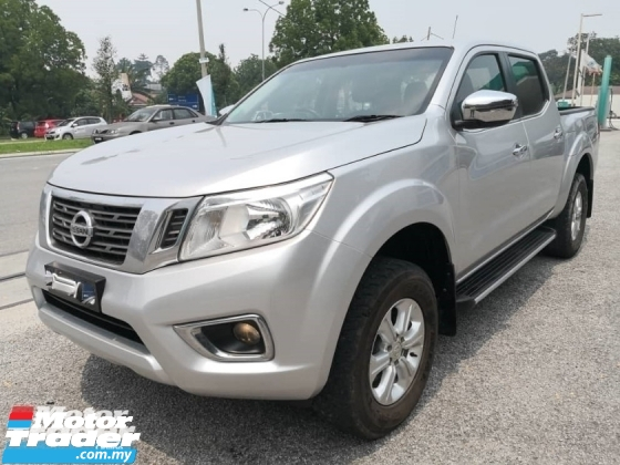 2017 NISSAN NAVARA 2.5L 4X4 NP300 FACELIFT NO OFF ROAD FULL SERVICES FULL SPEC
