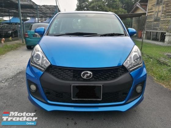 2017 PERODUA MYVI 2017 Perodua MYVI 1.5 SE (A) FACELIFT FULL SPEC