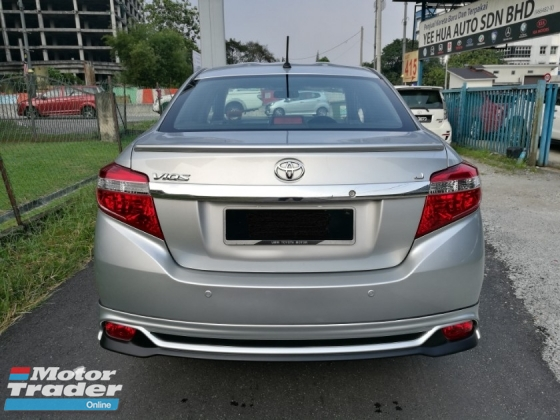 2015 TOYOTA VIOS 2015 Toyota VIOS 1.5 VVT-I (A) TRD SPEC