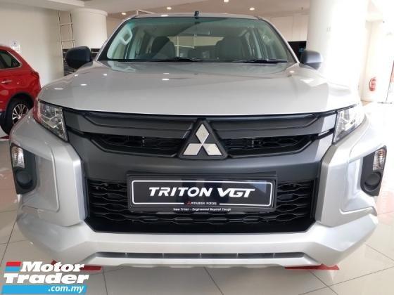 2019 MITSUBISHI TRITON VGT MIVEC 4x4 Discount 6K + Additional