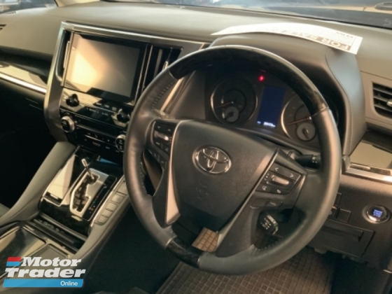 2015 TOYOTA VELLFIRE 2.5 ZG pilot seat JBL theatre system precrash system power boot surround camera unregistered