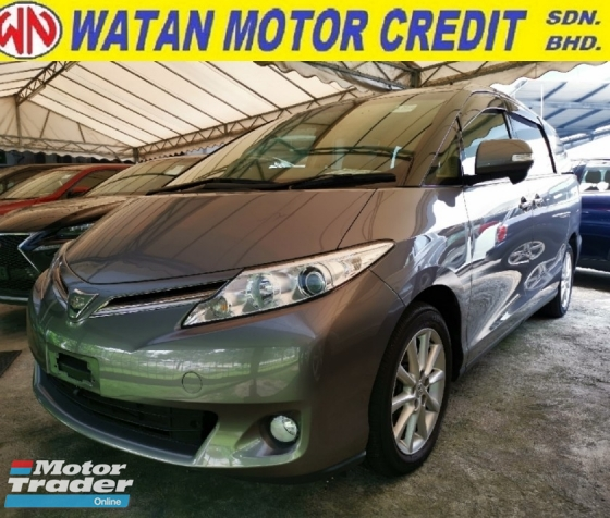 2015 TOYOTA ESTIMA 2.4 G Package Unregister 1 YEAR WARRANTY