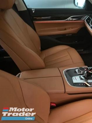 2016 BMW 7 SERIES 730LI 2.0 CKD 2016 REGISTER JAN 2017 20K KM ONLY REAR ENTERTAINMENT
